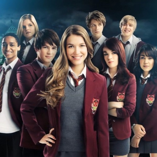House of Anubis Opening