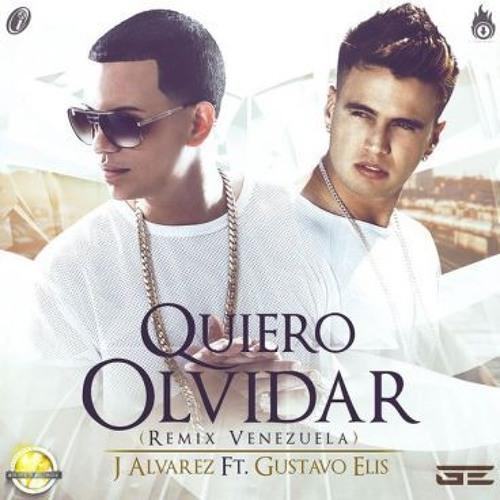 J Alvarez Ft. Gustavo Elis - Quiero Olvidar (Dj Mursiano & Dj Nev Extended Edit)