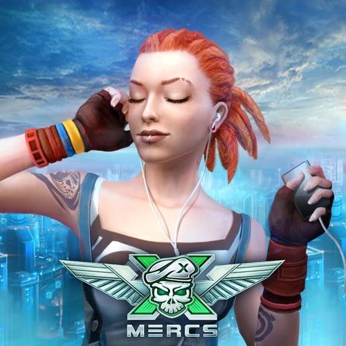 X-Mercs (Original Game Soundtrack)