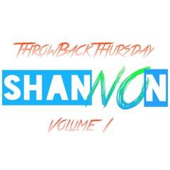 ThrowBackThursday(volume - 1)RnB Hip Hop DJ MIX