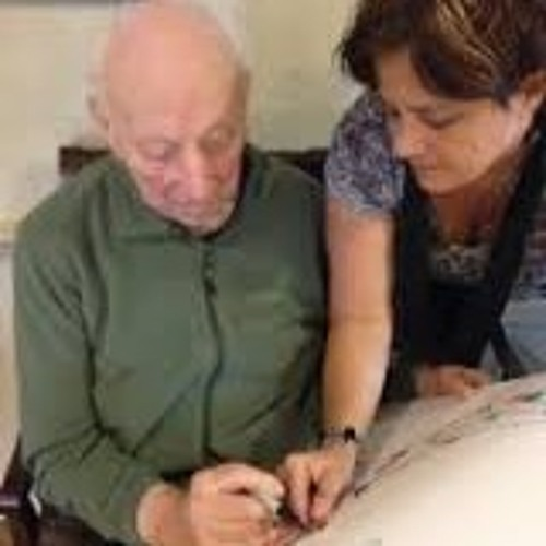 "Art and Aging with ""Artsy Smartsy"""