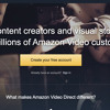 Review: Amazon takes on YouTube--but has long ways to go
