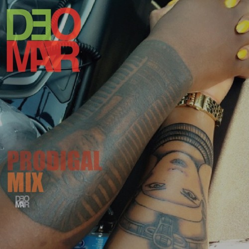 THE PRODIGAL BOOGIE MIXTAPE BY ▲DEEEOMAR