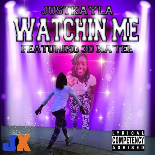 Watchin - Me - Feat - 3d - NaTee