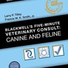 Blackwell s Five-Minute Veterinary Consult: Canine and Feline  download pdf