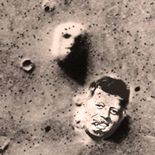 John F. Kennedy und das Gesicht auf dem Mars