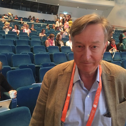 Erik Fichtelius ger första rapporten från nationella biblioteksstrategin!