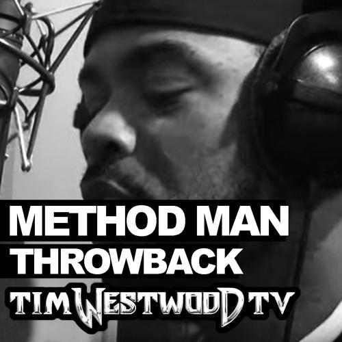 Method Man freestyle goes off on The Set Up - Throwback 2004 Westwood