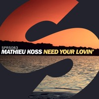 Mathieu Koss - Need Your Lovin'