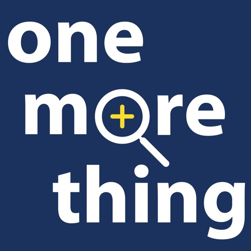 One More Thing Episode 38 - Viv La Difference