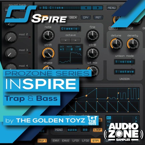 InSPIRE Trap & Bass By TGT - Demo
