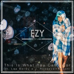 Calvin Harris - This Is What You Came For ft. Rihanna (EZY Lima Remix Lea Beiley  J. Roosevelt Koni)