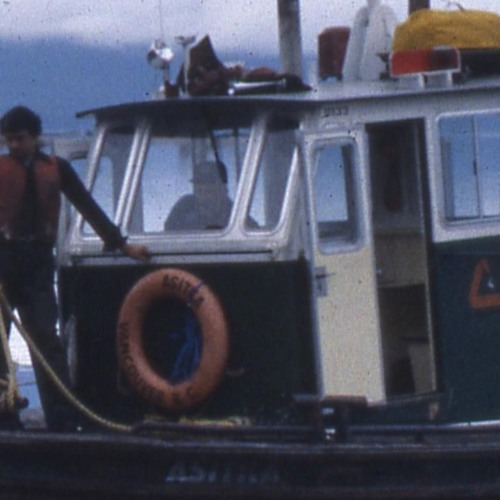 Columbia River Towboat Industry & Don Bouvette 1997 - 01 - 15