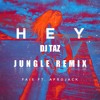 Hey (DJ Taz Jungle Remix) PREVIEW *CLICK BUY FOR A FREE FULL VERSION DOWNLOAD*