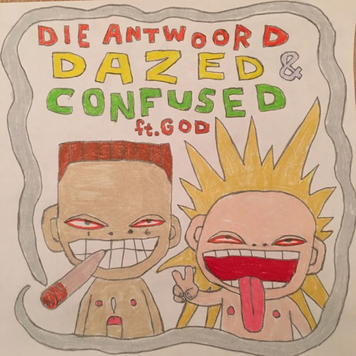 Die Antwoord DAZED & CONFUSED ft. God soundcloudhot
