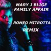 Mary J. Blige - Family Affair (Romeo Mitrotta Remix)