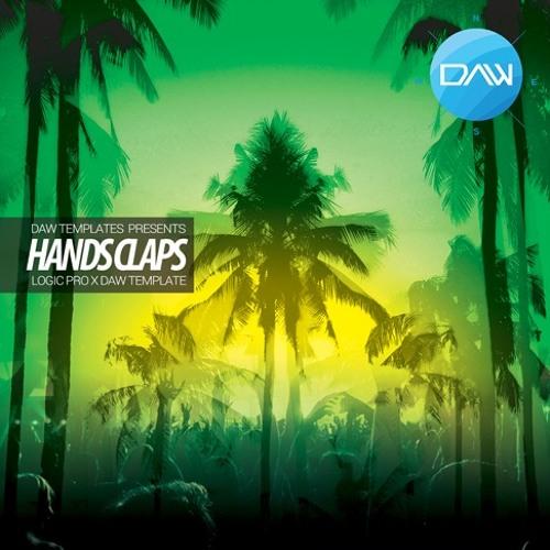 Hands Claps Logic Pro X DAW Template