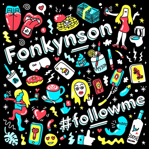 Fonkynson - Aquarelle