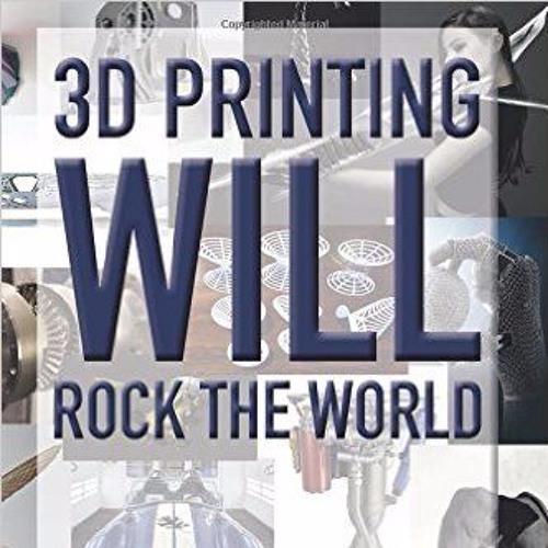 John Hornick on 3D Printing