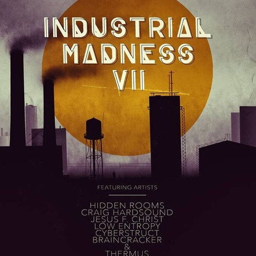 Cyberstruct @ Industrial Madness VII, Beats 4 You (27.02.2016)