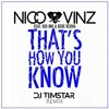Th4t's How You Know (DJ Timstar Private Remix)FREE DOWNLOAD
