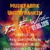 Tommy Aries Live @ The Fire Within Musikfabrik Unterfranken 07.05.2016