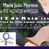 Ensaiando Três Meninas do Brasil-  Moraes Moreira (11/05/2016) Com Pedro Ivo Araújo (violão), Itto Eduardo Agra ( bandolim), Uru Pereira (Fagote),  Pitty Gomes (Produção) e Maria João Moreno