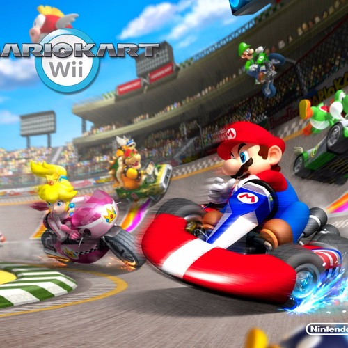Mario Kart Wii Course Soundtracks By Tj Gaming On Soundcloud