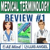 Medical Terminology Dictionary Review 1 - Med Terms List Words | Luis Angel AEMind Memory Training