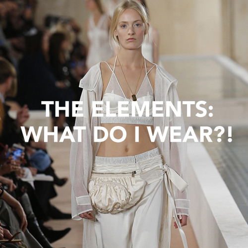 Elements of What the Do I Wear?!