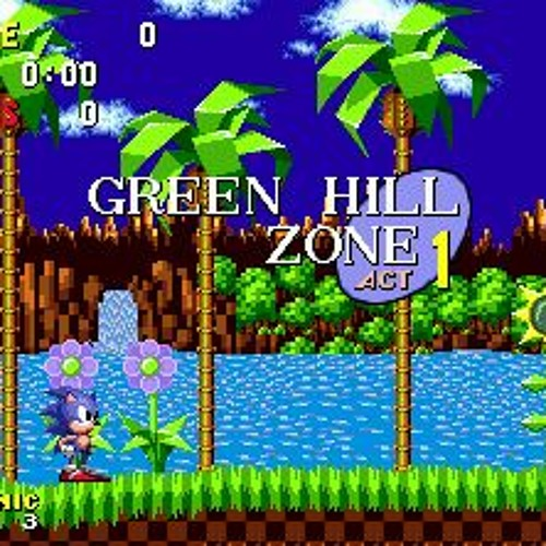 Sonic - Green Hill Zone (CLOCKWORKDJ Re-Work){EXCLUSIVE} by
