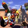 Crash Bandicoot 3 - Rock/Metal Cover