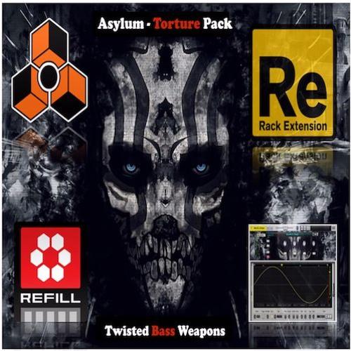 Asylum - Torture Pack Sound Demo's