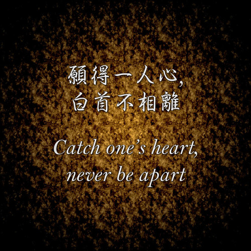 Catch One's Heart