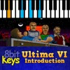 Ultima VI introduction music played on Yamaha PS-55