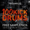 100 Kick Drums Vol 1 - FREE DOWNLOAD