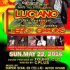 LUCIANO & LEROY GIBBONS LIVE IN CALGARY PROMO MIX BY NUTEK SOUND