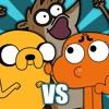 Jake VS. Rigby VS. Darwin [BDG] ft. Nossa Mano e MitterRap