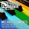 Fracus & Darwin - Melodic Elements Volume 1 (MIDI Pack Demo)