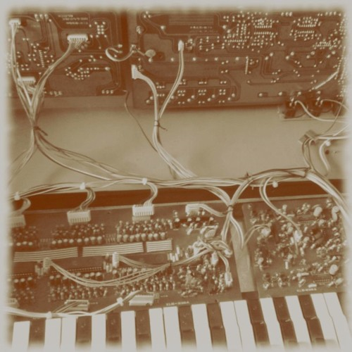 In bed with a Korg Delta DL-50