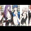 Pomp And Circumstance-Vocaloid Gackpoid, Kaito, VY2, Piko, Len