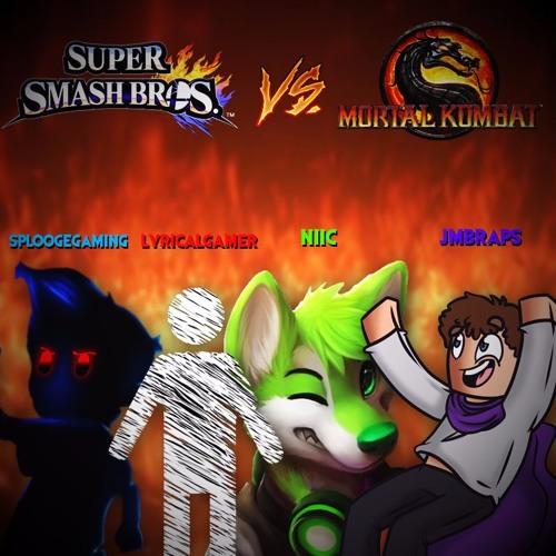 Super Smash Bros vs Mortal Kombat