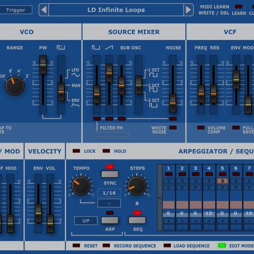 Presets For TAL (Togu Audio Line) Plugins by INFINITE LOOPS   Free
