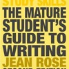 The Mature Student s Guide to Writing (Palgrave Study Guides)  download pdf