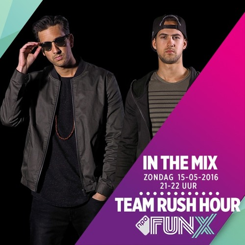Team Rush Hour - FUNX Radio Summer Mix (BUY = DOWNLOAD)