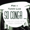 P !nk & Tommy Love - So Conga ... (Ranlusy Louis Mor Meets Ghaspari Private) ● DOWNLOAD ●