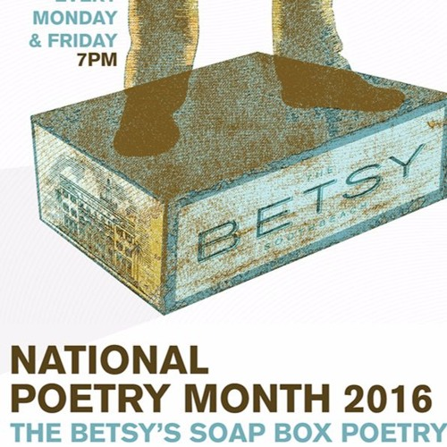 Soapbox Poetry Chapbook Release Party 2016