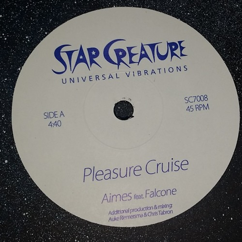 """SC7008B - Aimes - """"ACID DREAMING"""" (out now on Star Creature 7"""")"""