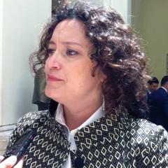 Representante a la Cámara Angélica Lozano- Partido Verde