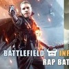 Dan Bull Vs Idubbbz Rap Battle - BATTLEFIELD 1 Vs INFINITE WARFARE